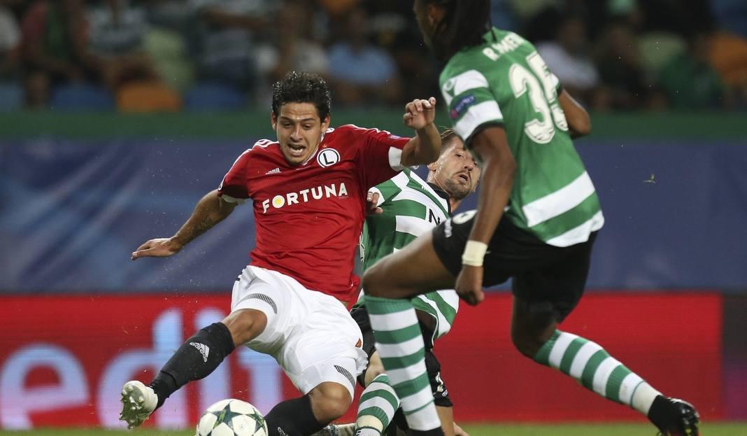 ebaa2ece6 Legia Warszawa – Sporting Lizbona w ostatnim meczu fazy grupowej Ligi  Mistrzów. Stawką meczu jest