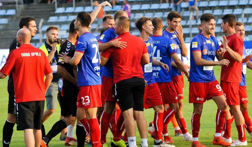 Film do artykułu: Odra Opole gra pierwszy raz u siebie w tym roku. Przyjeżdża Chojniczanka Chojnice