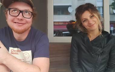 Ryba z selera i śledź z bakłażana - Sandra i Michał Banachowie opowiadają o swoich pomysłach na Naturalną kuchnię