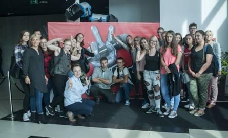 Fototechnicy z Pionek w The Voice of Poland!