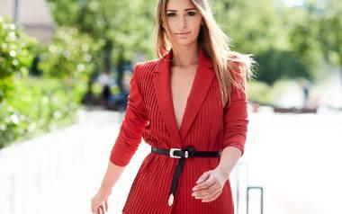 Siemianowiczanka Jessica Ziółek na KTW Fashion Week ZDJĘCIA