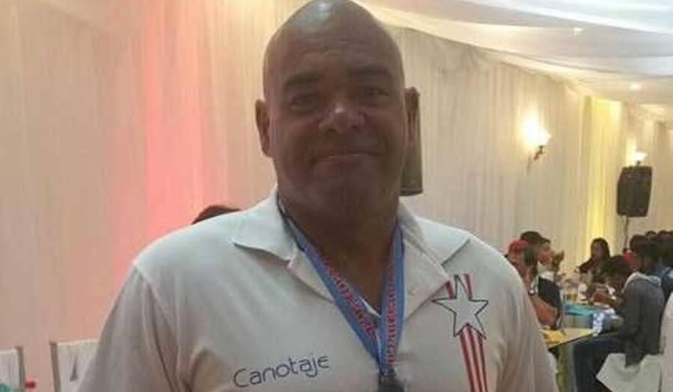 Film do artykułu: Kajakarz Eddie Montañez López zmarł podczas treningu na Brdzie