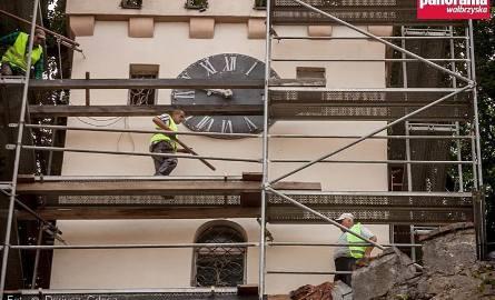 Jest najbardziej rozpoznawalną budowlą w Szczawnie-Zdroju. Niedługo zmieni się nie do poznania. To pierwszy poważny remont od lat