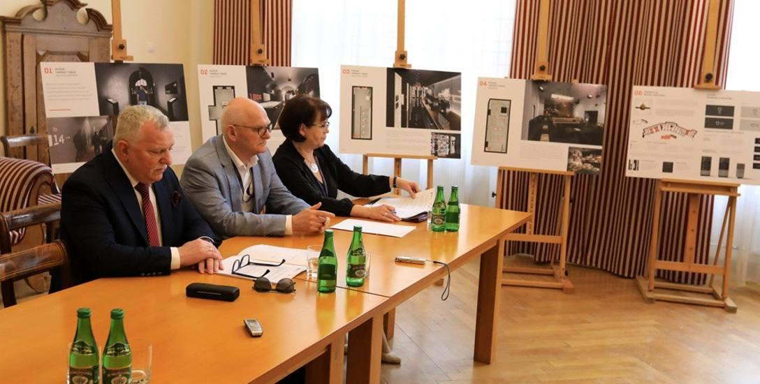 Konkurs na opracowanie koncepcji plastycznej ekspozycji stałej i pokazów multimedialnych dla Muzeum Twierdzy Toruń ogłoszono w styczniu bieżącego roku.