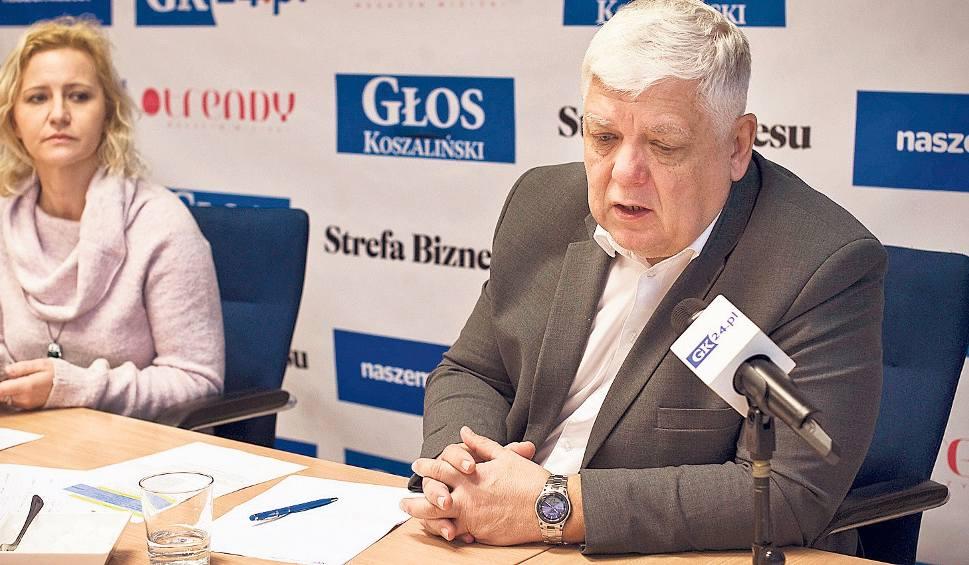 Film do artykułu: Pytania o śmieci i opłaty w Koszalinie. Wiceprezydent Andrzej Kierzek odpowiada [wideo]