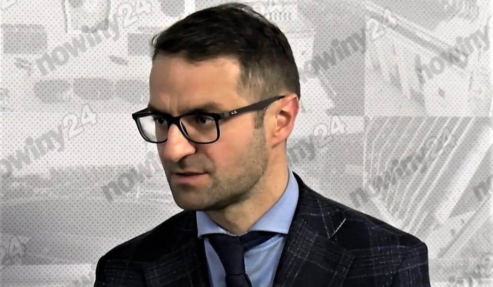 Film do artykułu: Tomasz Poręba: Musiałem rozmawiać ze sponsorami. Byli zaniepokojeni informacjami napływającymi od władz Mielca [WIDEO]