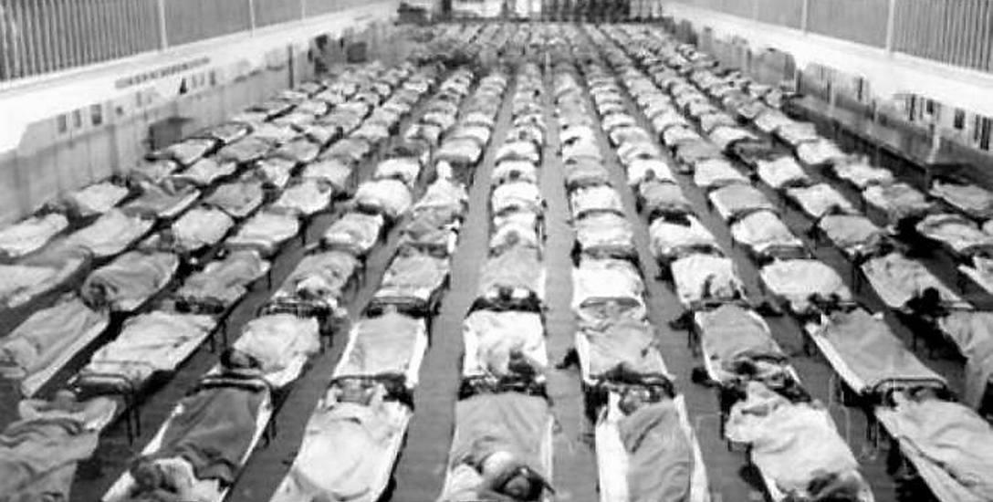 Według szacunków na hiszpankę chorowało około 500 mln ludzi.