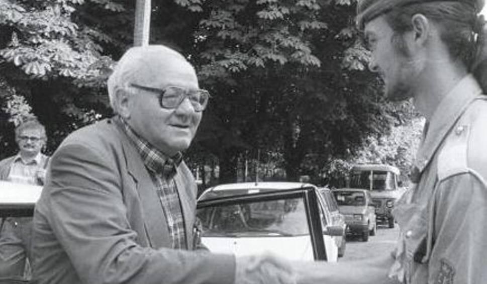 Film do artykułu: Gustaw Herling-Grudziński wśród żeromszczaków