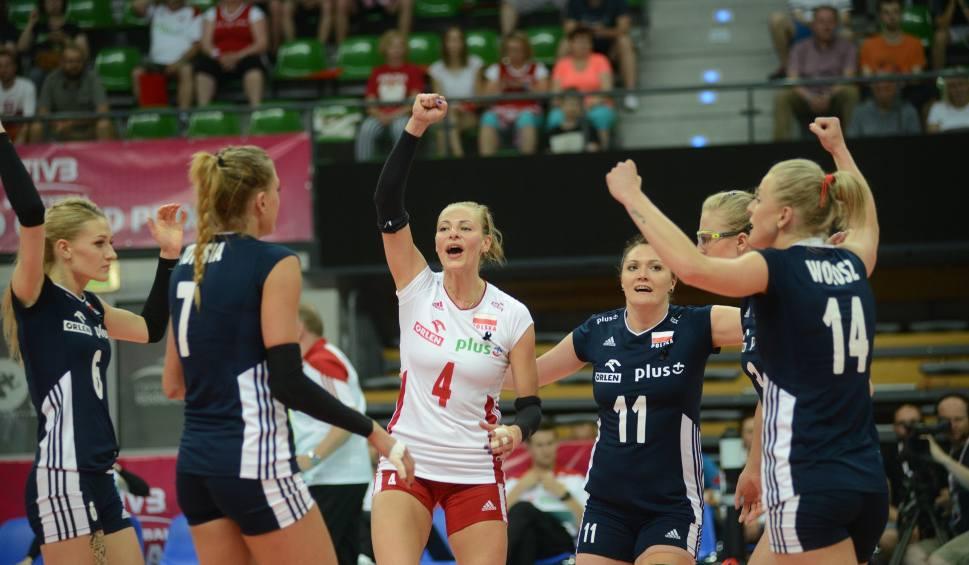 Film do artykułu: Polskie siatkarki ruszają do walki o mistrzostwa świata