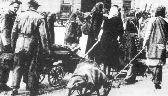 Ewakuacja ludności niemieckiej