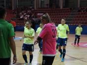 Pierwsza z prawej Natalia Sitarz z AZS UJ Kraków