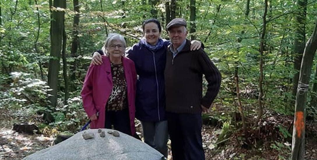 Po 76 latach Katarzyna Kiszka i Józef Lejba nareszcie doczekali się pomnika.
