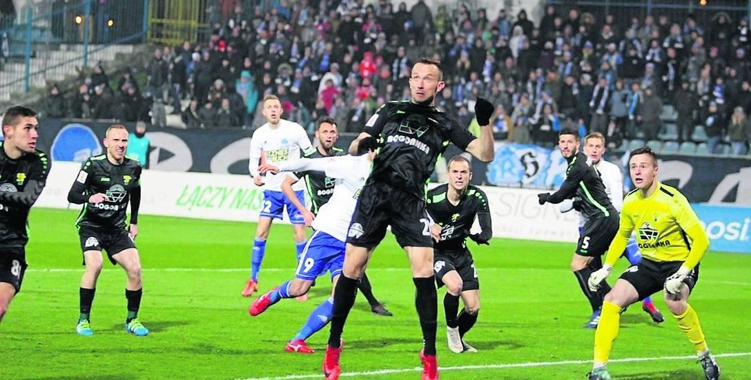 Piłkarze z Łęcznej powrócą do gry w II lidze na początku marca. Obecnie mają urlopy