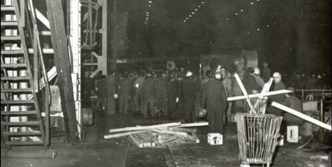 Gila i Nowaka oskarżono o zorganizowanie strajku w Hucie im. Lenina