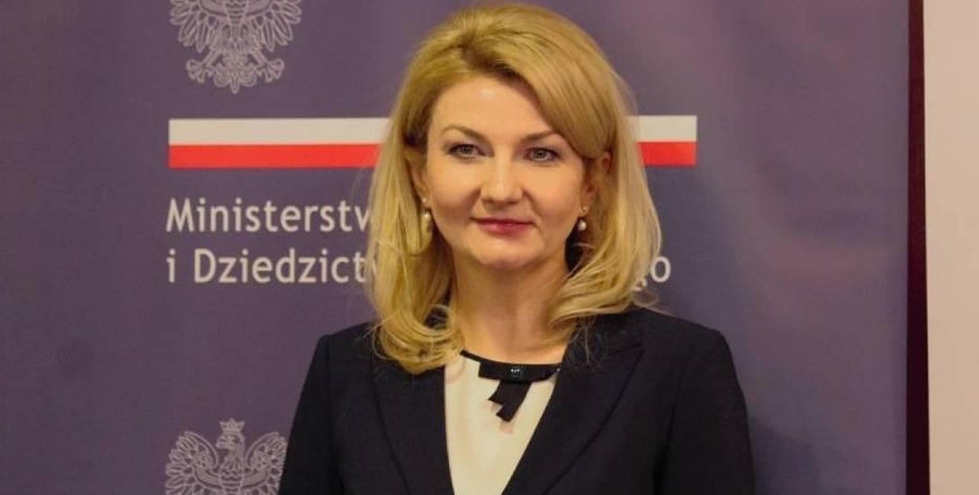 Agnieszka Muzyk kandydowała na prezydenta Łomży
