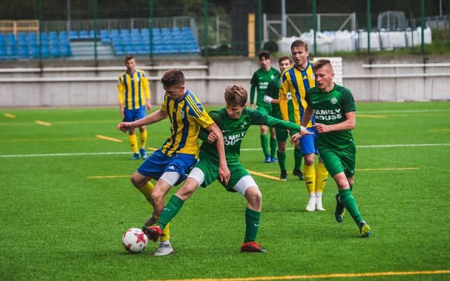Centralna Liga Juniorów U 17 Grad Goli W Poznaniu Lech I