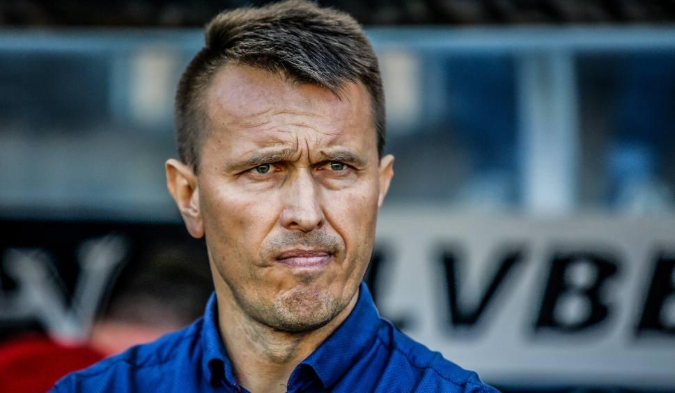 Film do artykułu: Leszek Ojrzyński, trener Arki Gdynia: Sprawiliśmy rywalom prezenty