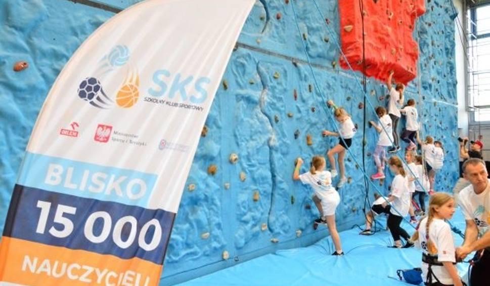Film do artykułu: SKS on Tour, czyli wielkie święto sportu Na hali w Karlinie