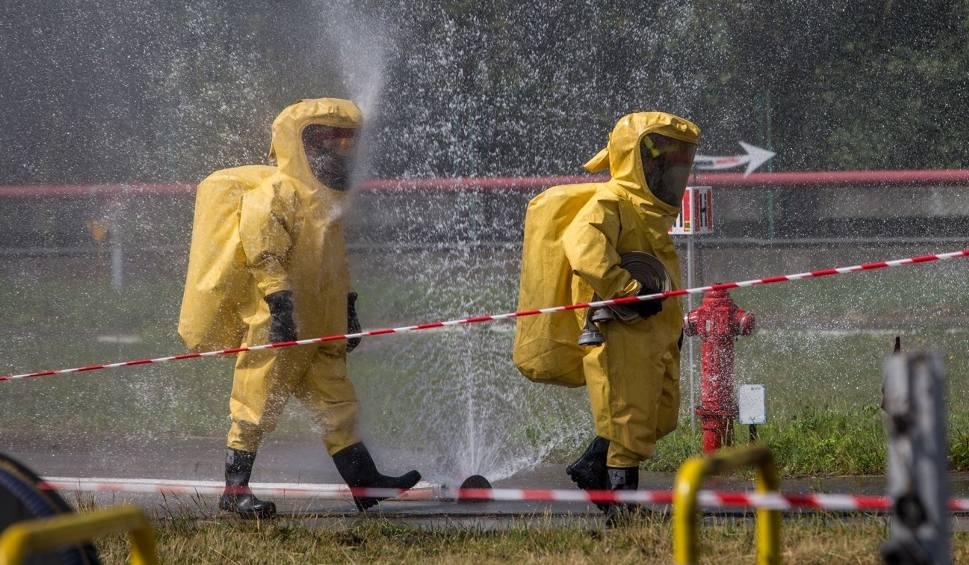 Film do artykułu: Wielkie ćwiczenia strażaków, policjantów i energetyków na terenie Enea Elektrowni Połaniec