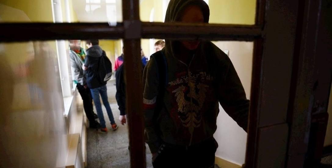 Awantura w dziecięcym szpitalu psychiatrycznym w Zaborze koło Zielonej Góry