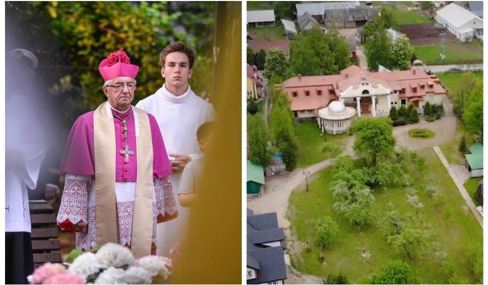 Film do artykułu: Abp Sławoj Leszek Głódź ukarany przez Nuncjaturę Apostolską. Hierarcha wrócił do swojego majątku w Bobrówce na Podlasiu