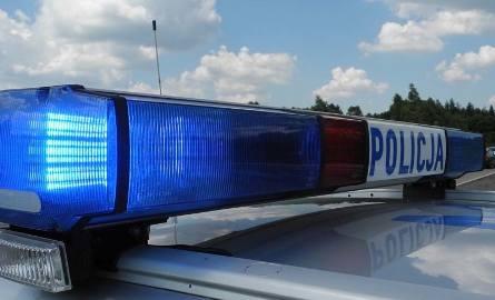 19-latek z Moniek został zatrzymany za posiadanie narkotyków.