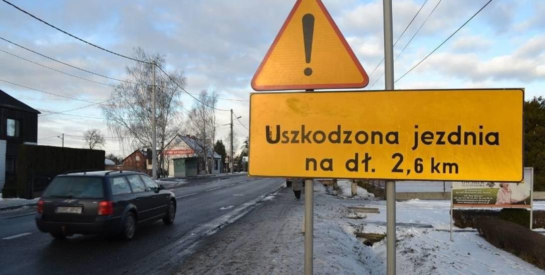 Mieszkańcy Mszany i Wodzisławia Śl. czekają na remont DW 933