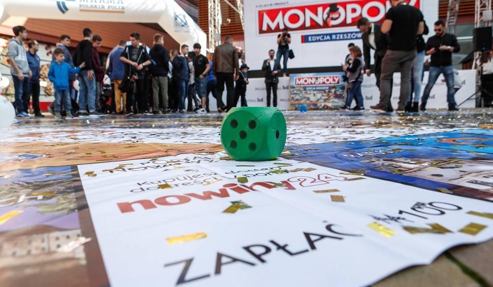 Film do artykułu: Rzeszów na planszy Monopoly. Dziś odbyła się uroczysta premiera wyjątkowej edycji tej popularnej gry planszowej [ZDJĘCIA, WIDEO]