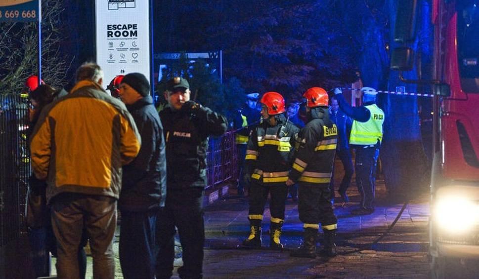 Film do artykułu: Po tragedii w Koszalinie zamknięto połowę escape roomów [WIDEO]