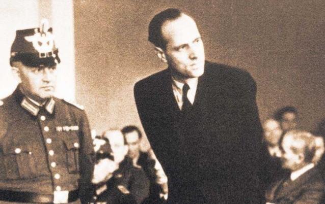 W styczniu 1945 roku Trybunał Ludowy skazał Helmutha von Moltke na śmierć po dwudniowym procesie