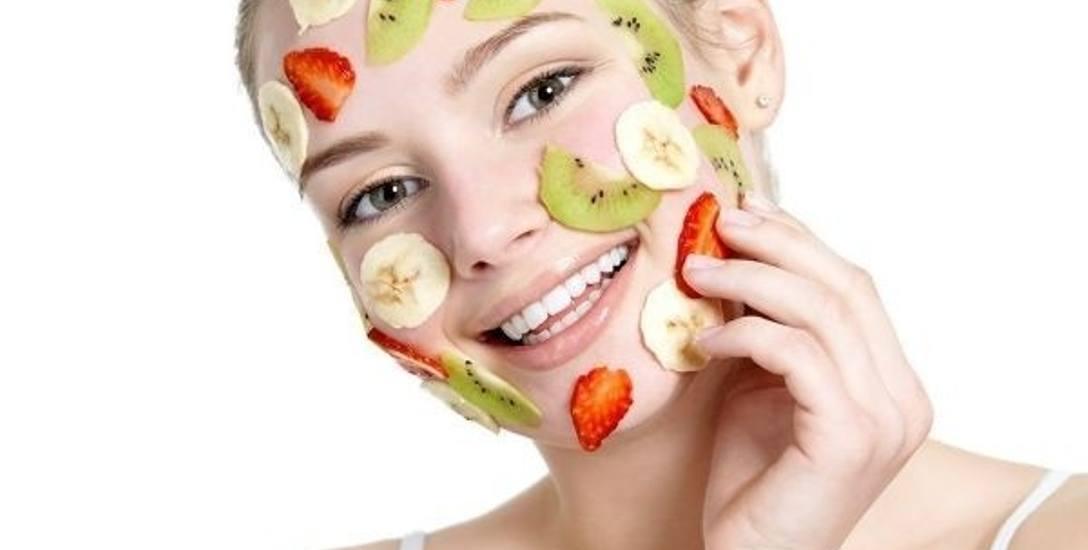 Abecadło owocowych maseczek