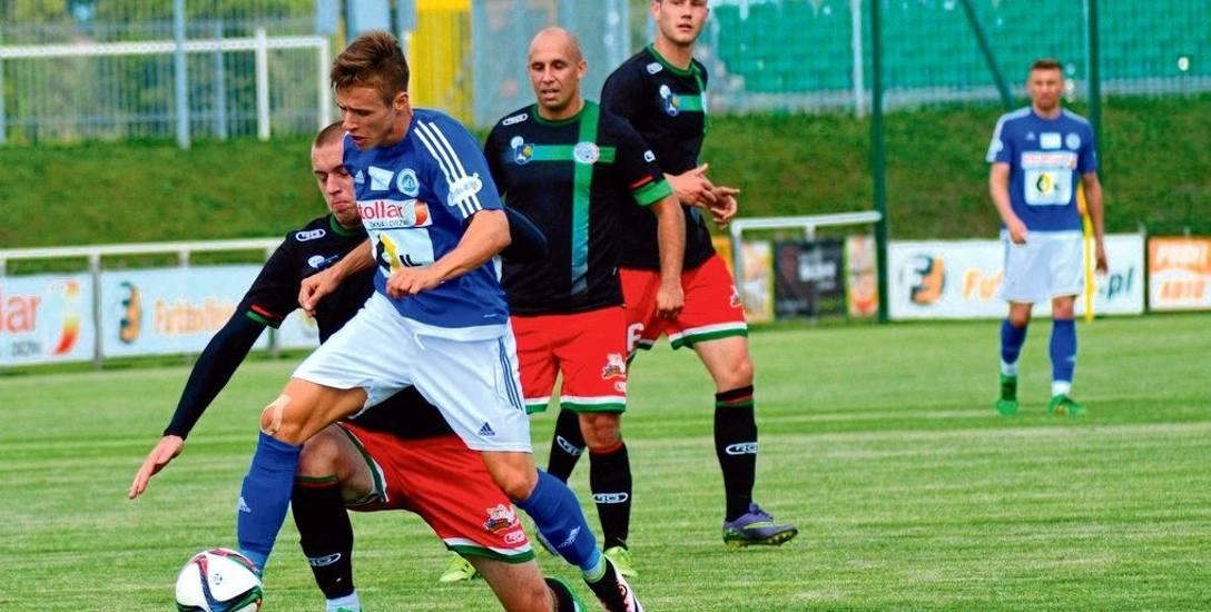 Damian Kądzior uznawany jest za najlepszego piłkarza na boiskach pierwszej ligi. Latem pewnie trafi do ekstraklasy, być może z Wigrami