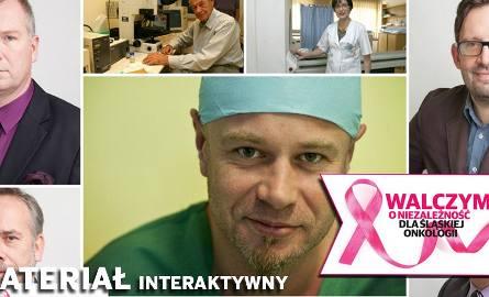 Tak dla śląskiej onkologii! Medyczne sławy Śląskiego Centrum Onkologii [AKTYWNE ZDJĘCIA]