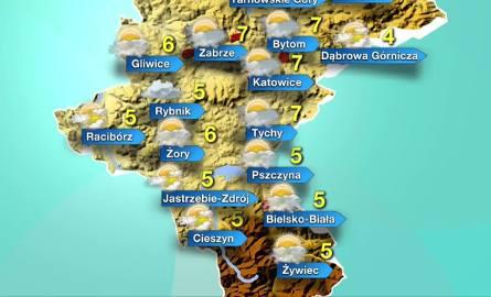 Prognoza pogody na 19 lutego
