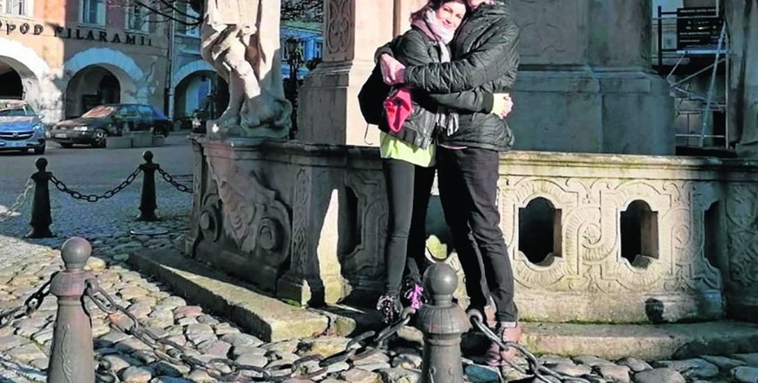 Justyna i Krzysztof przyjechali do Lądka-Zdroju ponownie w 2020 roku, na swój ślub