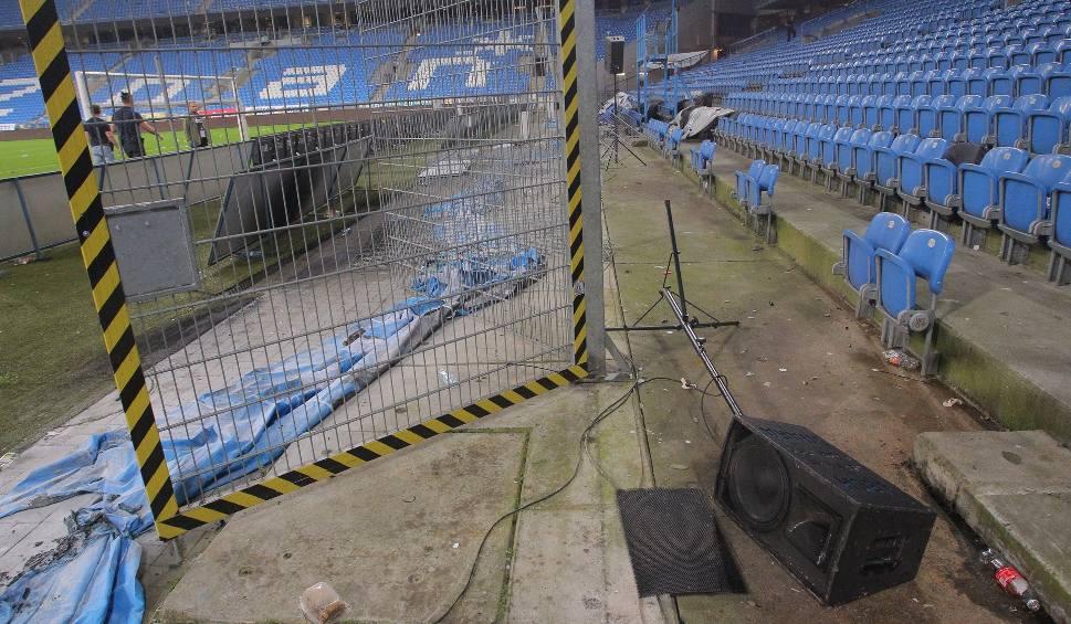 Film do artykułu: Lech Poznań: Tak wygląda zniszczony stadion po meczu z Legią [ZDJĘCIA]