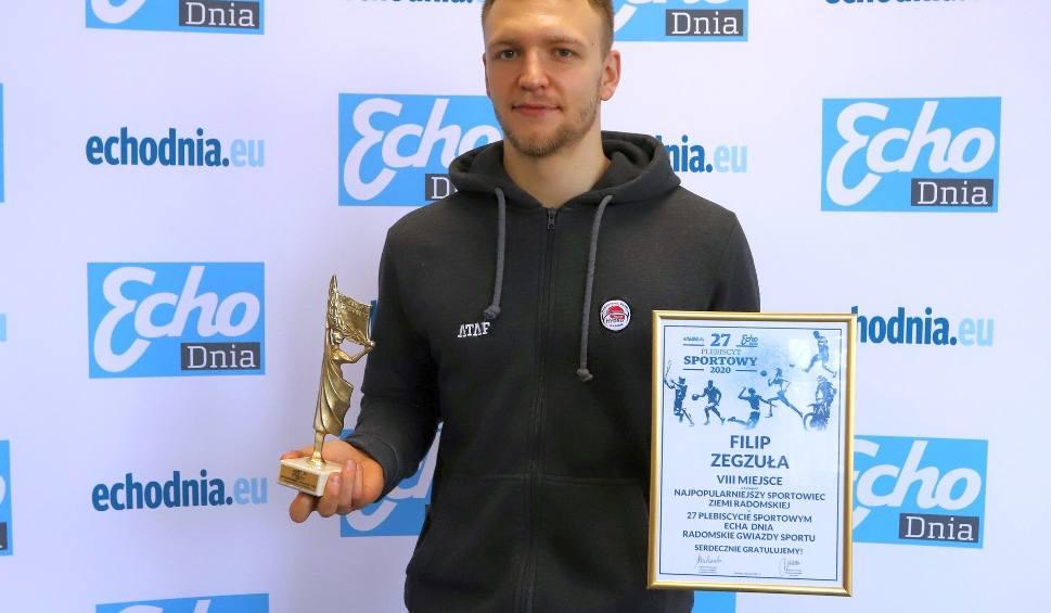 Film do artykułu: Filip Zegzuła w plebiscycie sportowym zajął ósme miejsce. Dla niego to był dobry rok (WIDEO)