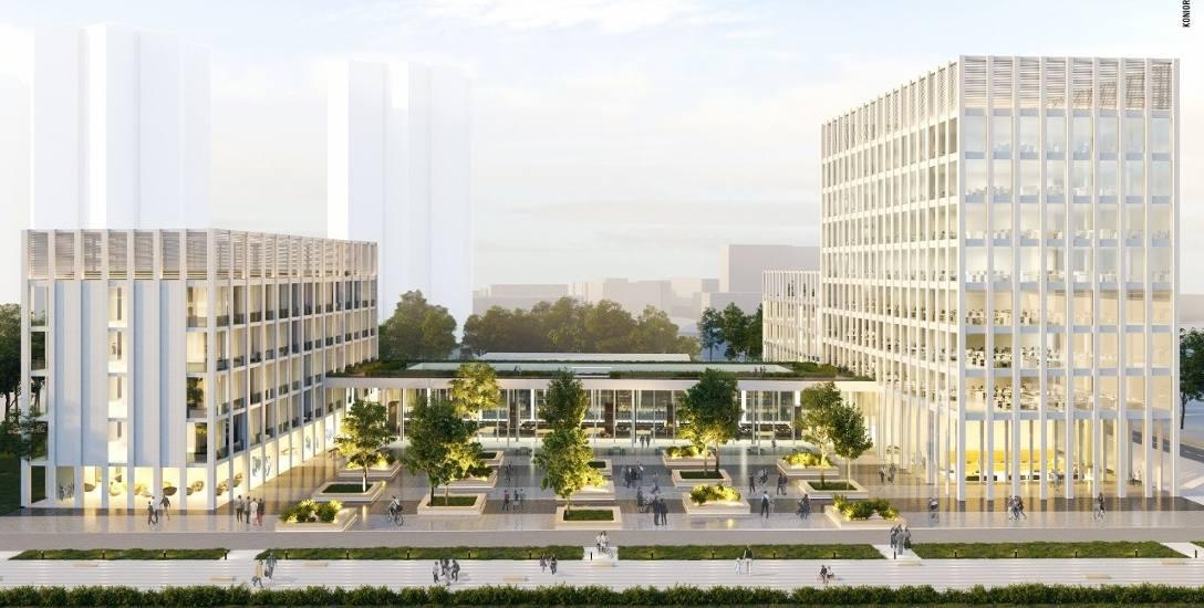 Będzie wielka odnowa  kampusu Uniwersytetu Ekonomicznego