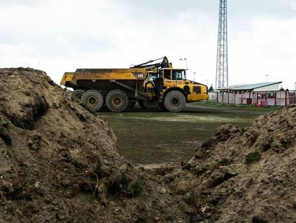 Nowy stadion w Szczecinie. Ruszyła budowa! Już oficjalnie