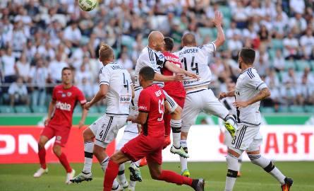 Rok temu Piast zremisował z Legią w Warszawie 0:0.