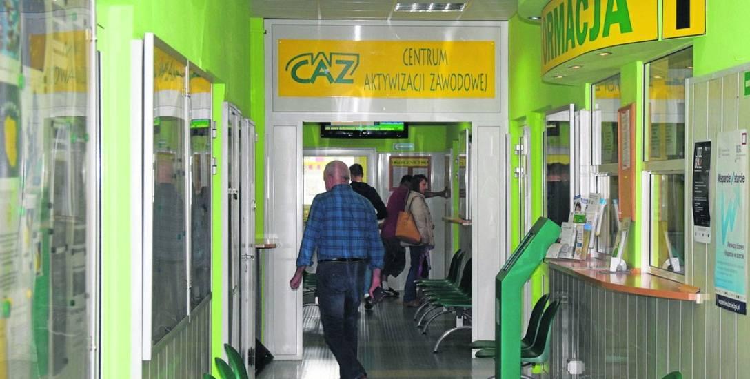 W maju w PUP w Skierniewicach rejestrowało się kilkanaście osób dziennie
