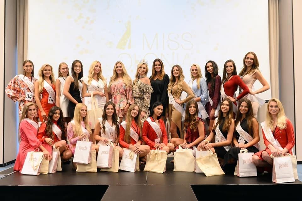 Finalistki Miss Polonia 2020