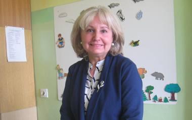 Ludmiła Rudziakowicz, prezez Nowosolskiego UTW