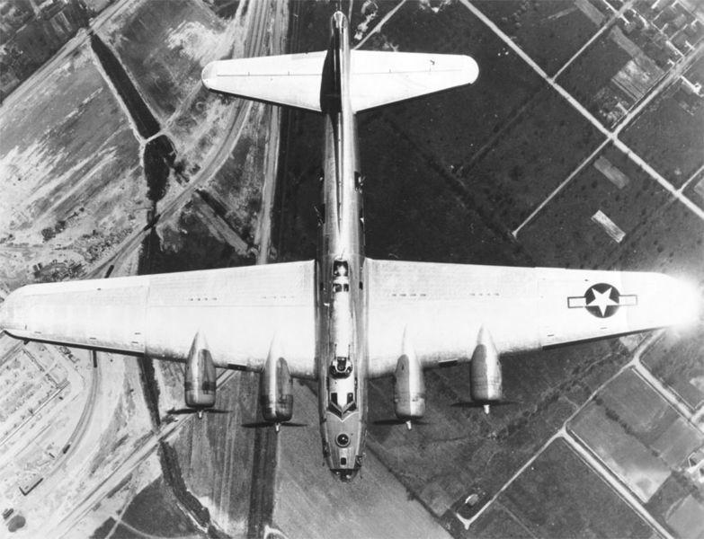 Bombowce B-17 były głównym narzędziem jednego z najtragiczniejszych nalotów w historii II wojny światowej