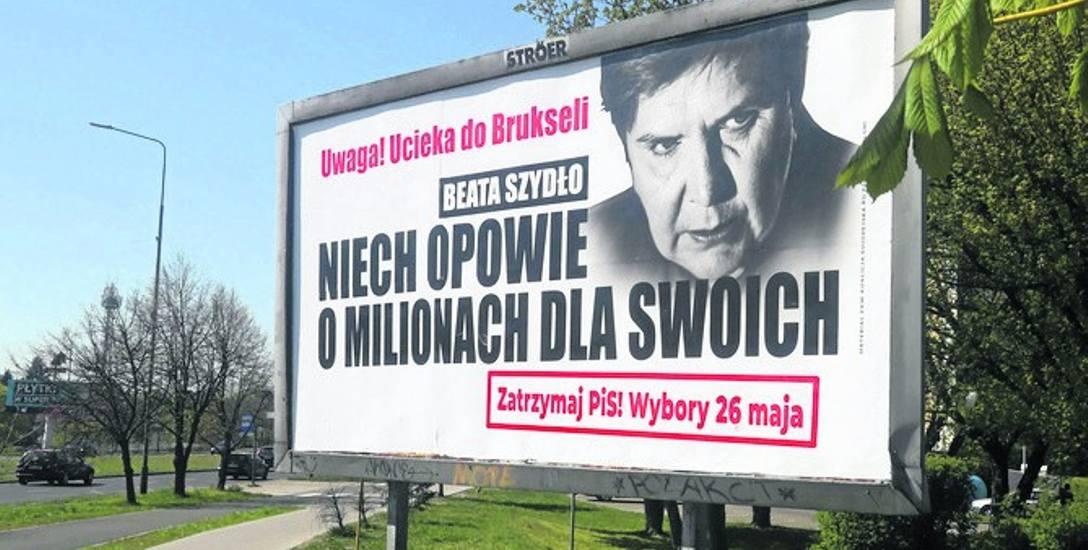 """""""Uciekają do Brukseli"""" - kampania wyborcza zaczyna się zaostrzać"""