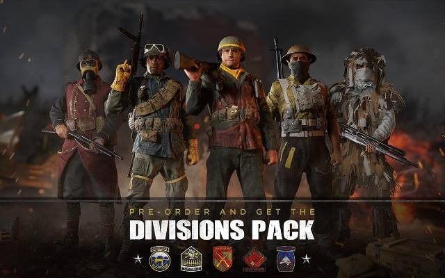 Call of Duty: WWII. Multiplayer, beta i zestaw Divisions Pack (wideo)