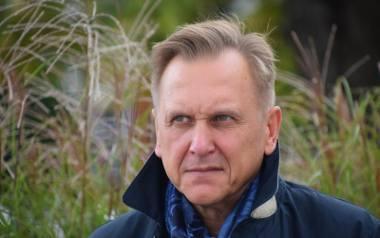 Prof. Robert Mróz, kierownik II Kliniki Chorób Płuc i Gruźlicy Uniwersytetu Medycznego w Białymstoku.