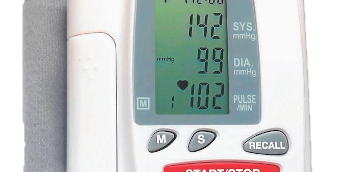 9 zadań dla każdego nadciśnieniowca