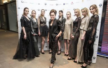 Pokaz mody Eliwry Horosz zrobił na zaproszonych gościach duże wrażenie.