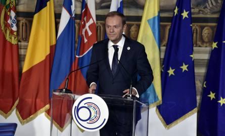 Szczyt w Rzymie. Przywódcy krajów UE podpisali Deklarację Rzymską [RELACJA NA ŻYWO]